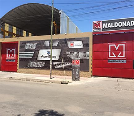 Hierros Maldonado SA